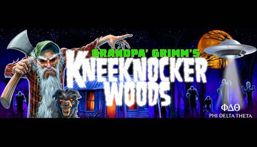 Kneeknocker Woods Graphic