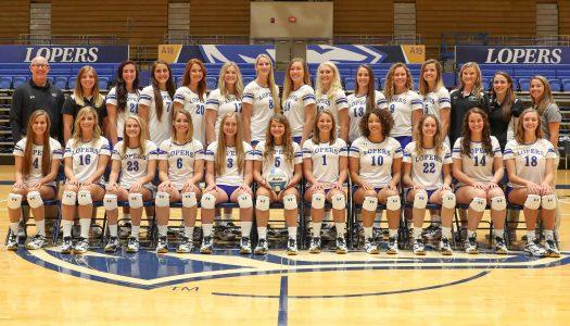 Loper Volleyball Team Photo