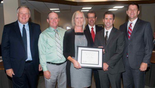 Jolene Berg Kudos Award
