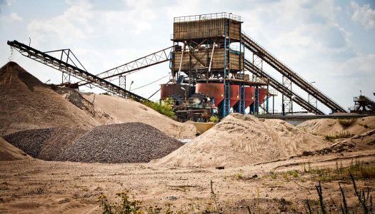 Nebraska has more than 200 mines. The state's mines are sand and gravel, uranium, surface and underground limestone, clay and cement.
