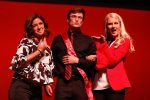Brent Anderson of Kearney, with Delta Tau Delta, was voted Mr. Congeniality