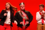 Jacob Curry of Ericson, representing Sigma Phi Epsilon, was named Mr. King of Hearts and Mr. Heartthrob