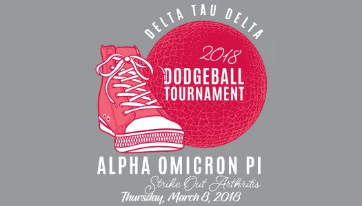 Dodgeball Tournament graphic