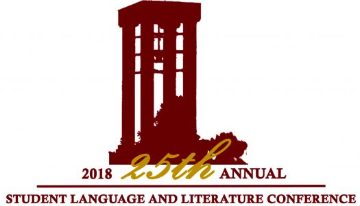 Student Language and Literature Conference Logo
