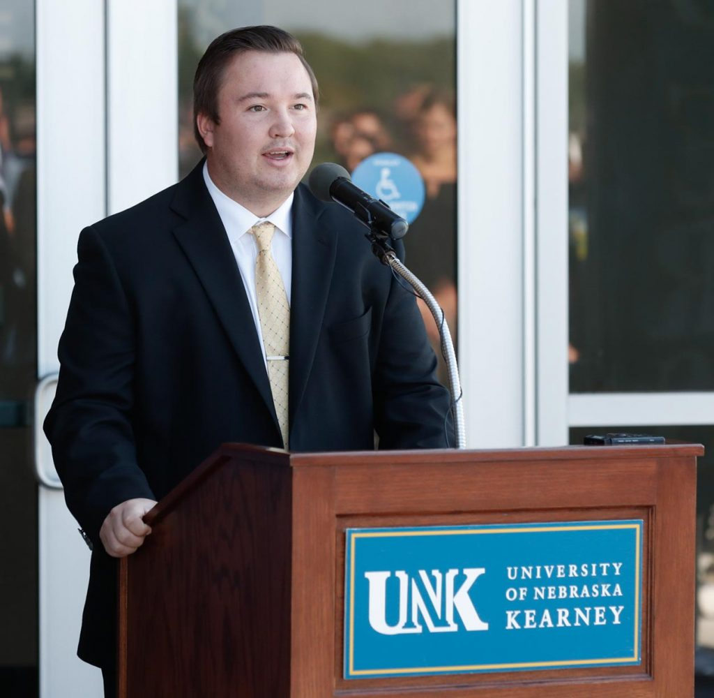 RIBBON-CUTTING: As Village Flats Opens, UNK Vision