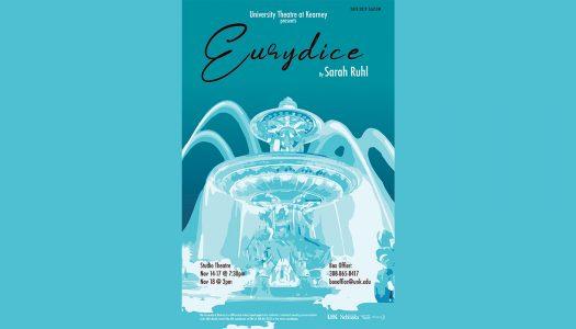 UNK Theatre's 'Eurydice' opens Wednesday
