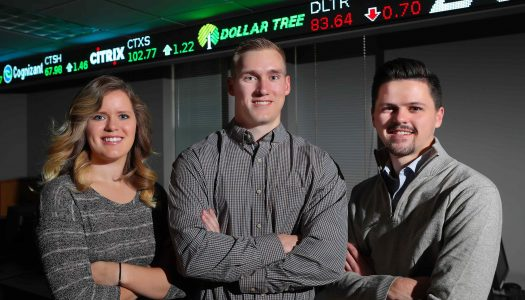 This is real money; $100K fund allows UNK students to invest in stock market