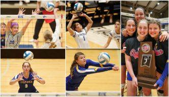 NCAA REGIONAL: UNK seniors McDonnell, Schroer, Smith, Stute form bond on, off volleyball court