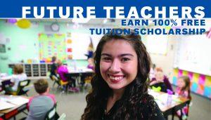 Teachers Scholars Academy News Rotator