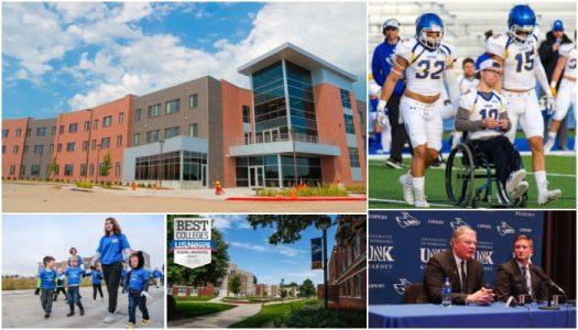 Top University of Nebraska at Kearney stories of 2018