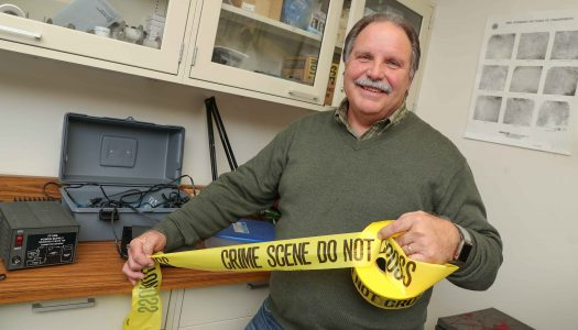 After 30-year career, former Hall County Sheriff  Jerry Watson finishing degree at UNK