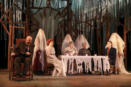 "University Theatre at Kearney presents ""The Ghost Sonata"" at 7:30 p.m. Wednesday through Sunday (Feb. 20-24) at the University of Nebraska at Kearney. (Photo by Corbey R. Dorsey, UNK Communications)"