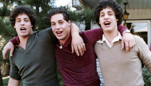 "Bobby Shafran, left, David Kellman and Eddy Galland were separated at birth. They are the subjects of the documentary ""Three Identical Strangers."" It will be shown at 6:30 p.m. Tuesday (Feb. 19) at Kearney's The World Theater."