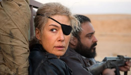 """""""A Private War"""" tells the story of journalist Marie Colvin, who covered wars from the point of view of the ordinary people who are victims of the violence and disruption. The film is showing at 7 p.m. Tuesday (April 2) at The World Theatre in Kearney."""