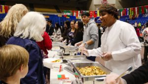 International Food Fest 80