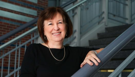 """Sheryl Feinstein, dean of UNK's college of education, is retiring after dedicating more than 40 years to the profession. """"The strengths of this college, without a doubt, are the students and faculty,"""" Feinstein said of UNK. """"I'm continually impressed with their commitment and dedication."""""""