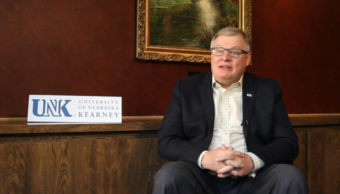 VIDEO MESSAGE: Chancellor Kristensen update on new leadership, construction, legislative bills