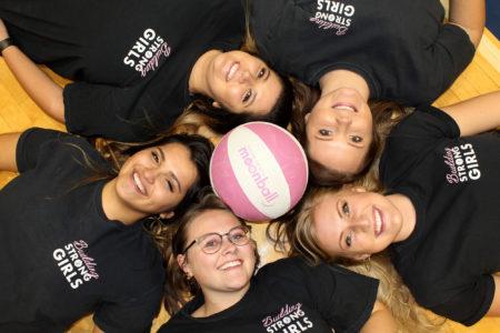 Gamma Phi Beta basketball tourney supports Girls on the Run program