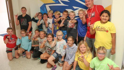 fourth grade campus visit 3