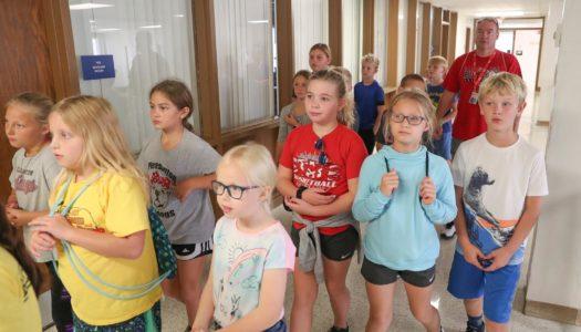 fourth grade campus visit 4