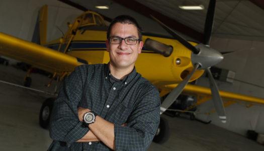 First-Gen Loper: David Vail overcomes fear of finances, failure