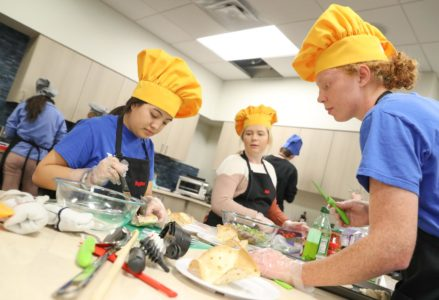 'Chopped – Lopers Edition' contest focuses on healthy tailgating