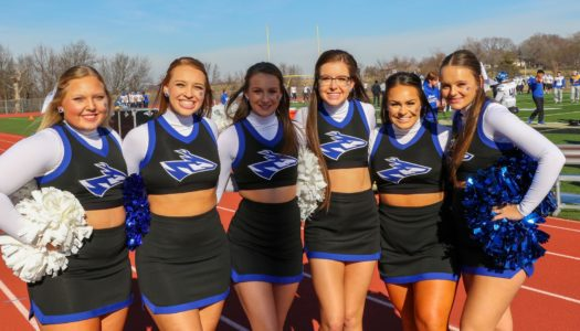 Cheer Team Mineral Water Bowl