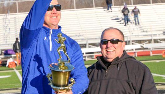 Coach Lynn Trophy 3 Mineral Water Bowl