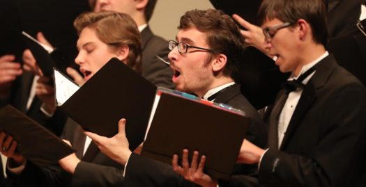 PHOTO GALLERY: UNK choirs celebrate holiday season