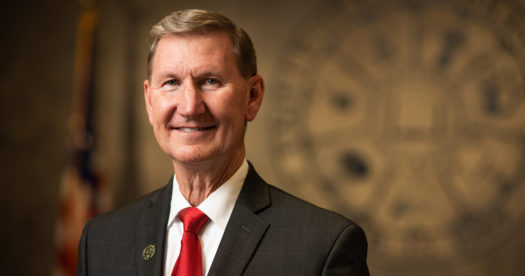 President Ted Carter: A statewide conversation about the university's future