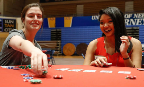 Alpha Phi's annual Red Dress Poker and Pitch Tournament scheduled for March 5