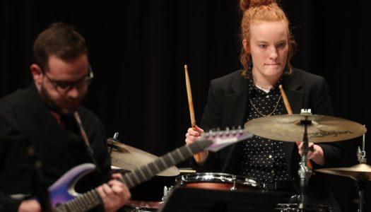 jazz rock ensemble 10