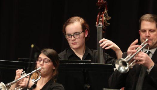 jazz rock ensemble 16