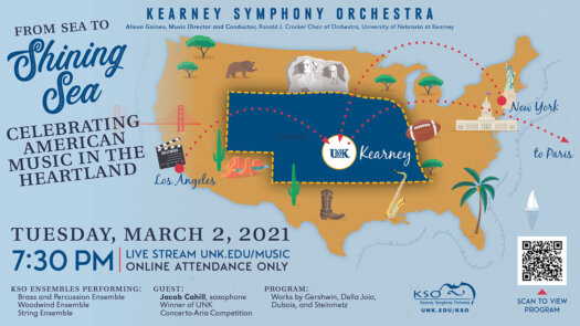 Kearney Symphony Orchestra concert celebrates American music