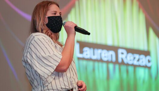Fame Talent Show - Laura Rezac