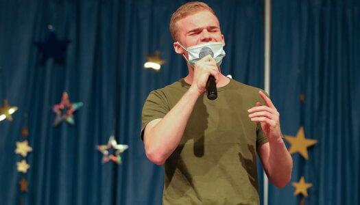 Fame Talent Show - Michael Frandolig
