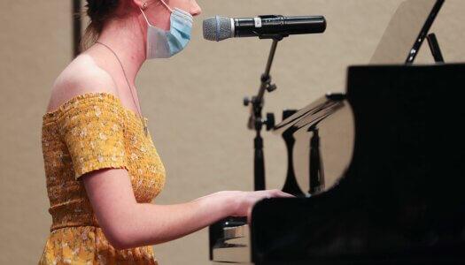 Fame Talent Show - Rebekah Sweeney