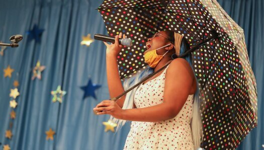 Fame Talent Show - Victoria Nimneh 1