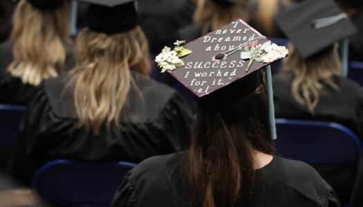 Graduate commencement-15