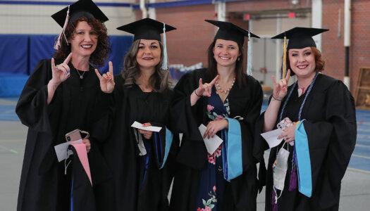 Graduate commencement-2