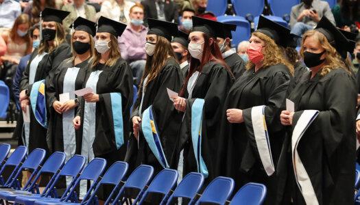 Graduate commencement-21