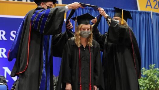 Graduate commencement-22