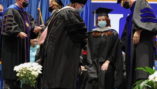 Graduate commencement-25