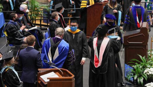 Graduate commencement-30