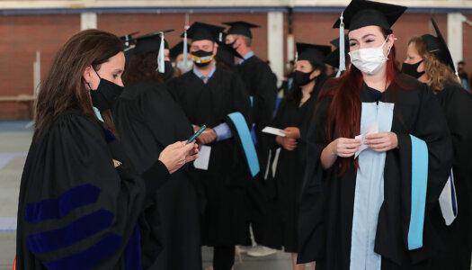 Graduate commencement-5