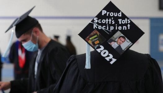 Graduate commencement