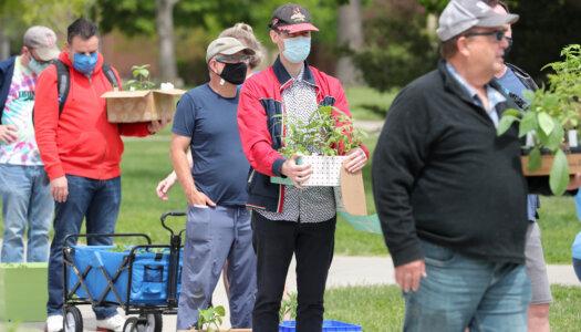Spring plant fundraiser-36