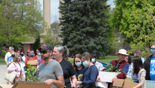 Spring plant fundraiser-38