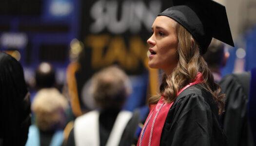 Undergrad commencement-36