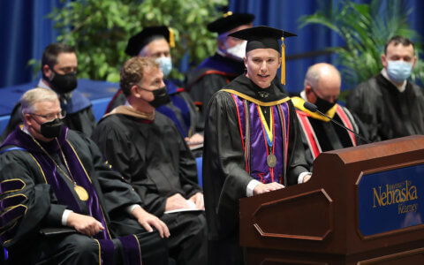VIDEO: Spring Commencement Highlights